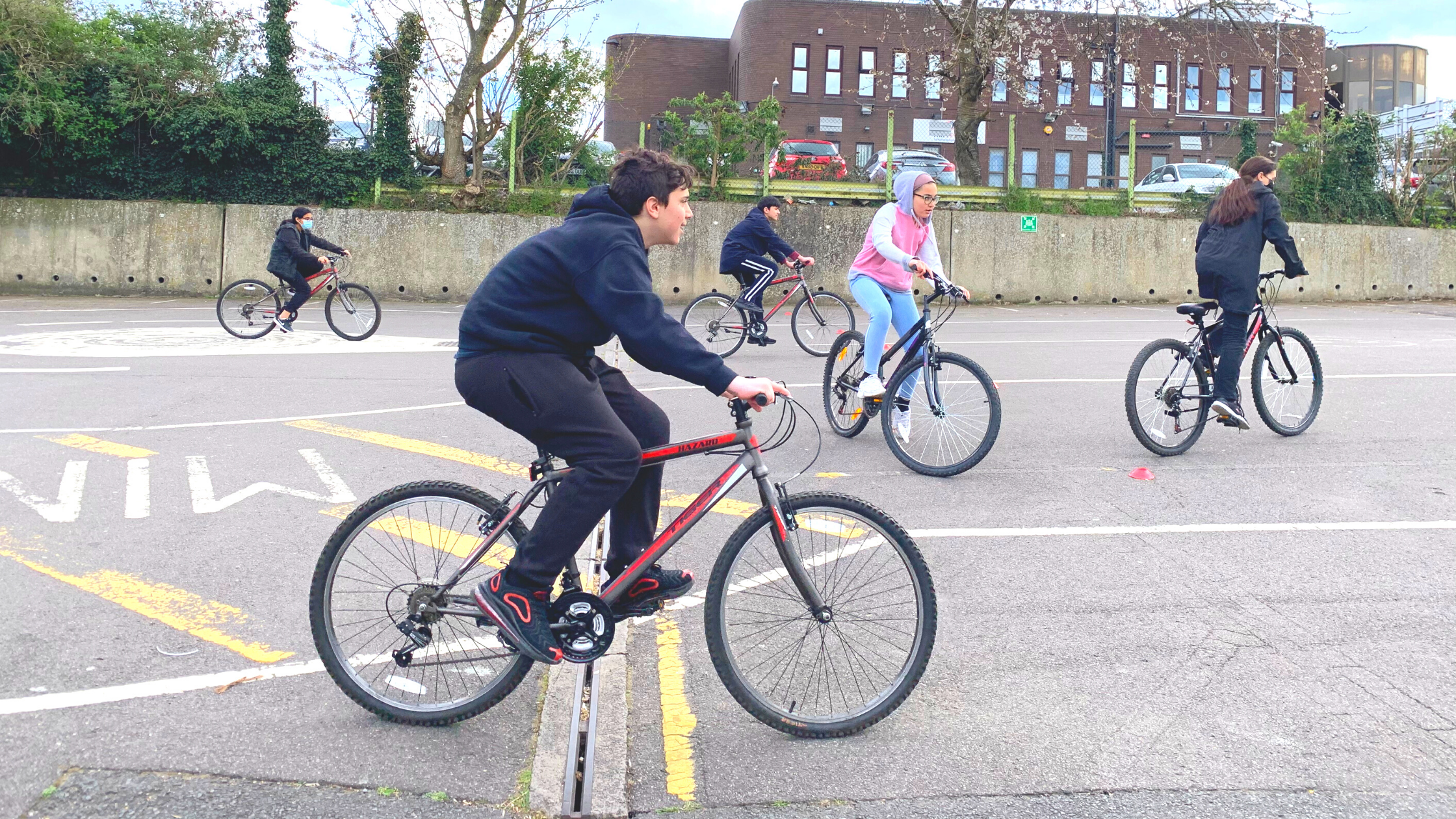 Get on your bike: The benefits of cycling